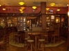 The Traditional bar up front